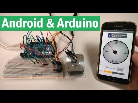 How To Build Custom Android App for your Arduino Project using MIT App Inventor – YouTube
