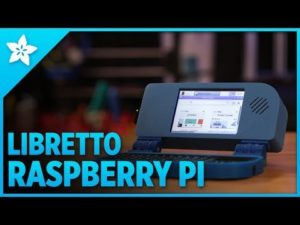 How to make a Mini Raspberry Pi Handheld Notebook – YouTube