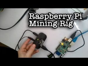 How to make a Raspberry Pi Bitcoin Mining Rig – YouTube