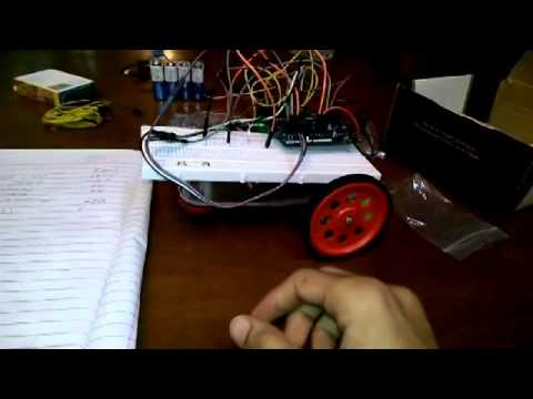 How to make an Android phone controlled Arduino Robot – YouTube