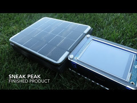 How-To: Build a Solar Powered Raspberry Pi – YouTube