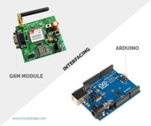 Interface GSM Module to Arduino – Send and Receive SMS