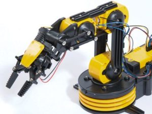 Internet Controlled Move and Pick using Robotic Arm – Hackster.io