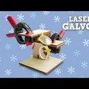 Laser Galvo – Arduino Controlled