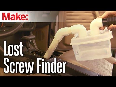 Lost Screw Finder – YouTube