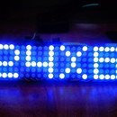 Make a 24X6 LED matrix using arduino