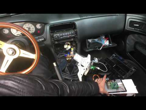Making of: Custom digital dashboard with Raspberry Pi update 4 — In Car Test on Raspberry Pi – YouTube