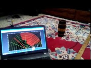 Making Radar using Ultrasonic, Arduino and MATLAB – YouTube