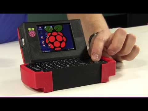 Mobile Pi-to-Go: Portable Raspberry Pi Computer – YouTube
