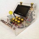 NaCade – The Naked Raspberry Pi Arcade Machine