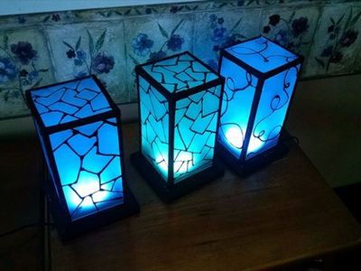 Networked RGB Wi-Fi Decorative Touch Lights – Hackster.io