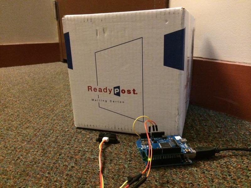 NEW TUTORIAL: Arduino Package Tracker « Adafruit Industries – Makers, hackers, artists, designer ...