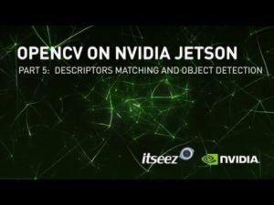 NVIDIA Jetson OpenCV Tutorials – Episode 5 – YouTube