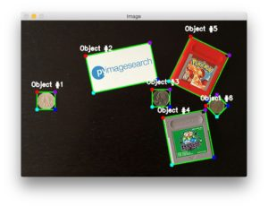 Ordering coordinates clockwise with Python and OpenCV – PyImageSearch