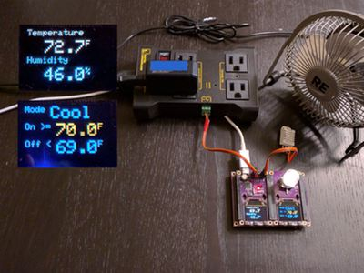 Personal Thermostat – Hackster.io