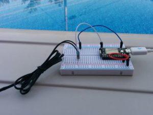Pool temperature monitor – Hackster.io