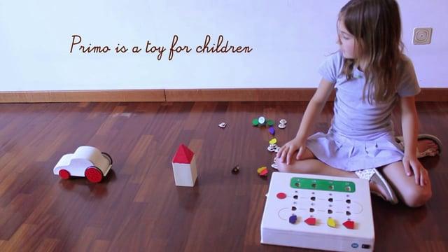 Primo on Vimeo
