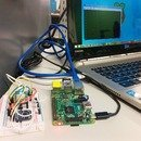 Processing Data with RasPi and Particle (formerly Spark)