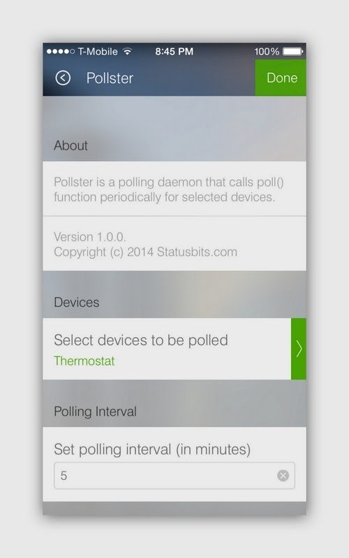 """Pollster"" – A SmartThings Polling Daemon – Community Created SmartApps  ..."