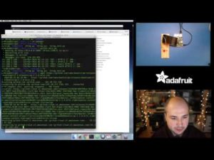 Raspberry Pi & Python Internet 'Thing' pt. 2 with Tony D! @adafruit #LIVE &#8211 ...