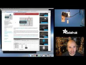 Raspberry Pi & Python Internet 'Thing' Pt. 3 with Tony D! @adafruit #LIVE &#8211 ...