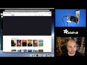 Raspberry Pi & Python Internet 'Thing' pt. 4 with Tony D! @adafruit #LIVE &#8211 ...