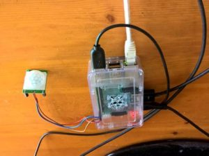 Raspberry Pi Controlled PIR Sensor with Email Notifications – Hackster.io