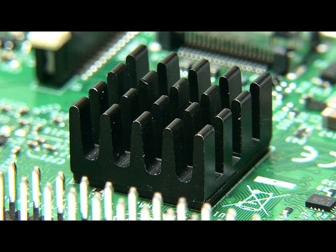 Raspberry Pi 3: CPU Temperature Tests & Heatsink – YouTube