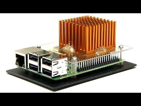 Raspberry Pi 3: Extreme Passive Cooling – YouTube
