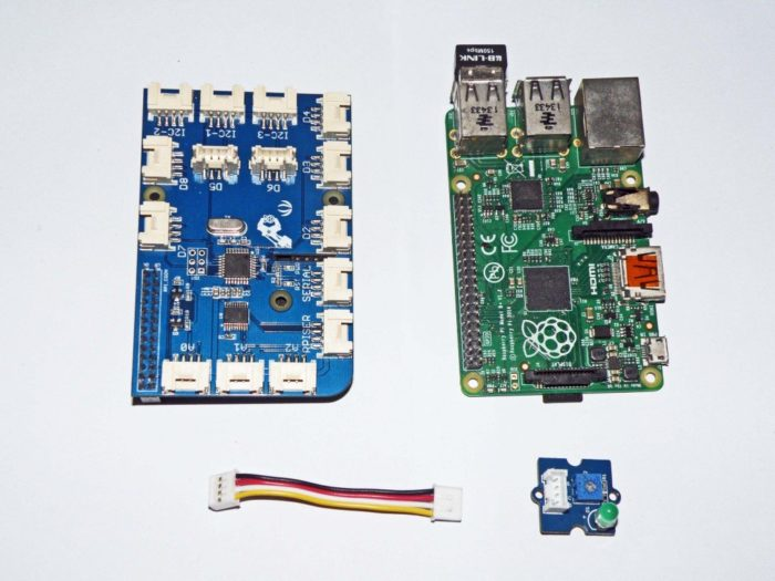 Raspberry Pi LED Tutorial