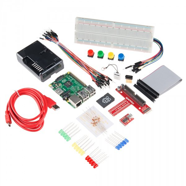 Raspberry Pi 2 Starter Kit Hookup Guide – learn.sparkfun.com