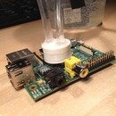 Raspberry Pi Water Cooler