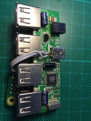 Raspberry Pi Zero – USB Hub Mod – Hackster.io