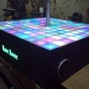 Rave Rover – Mobile Dance Stage using arduino