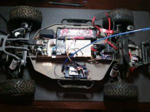 R/C Traxxas Slash with Arduino and 1Sheeld – Hackster.io