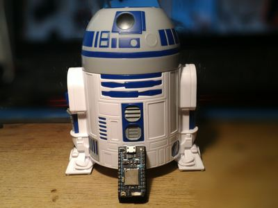 R2D2 for movement tracking – Hackster.io