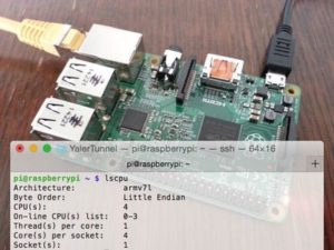 Remote SSH access to Raspberry Pi 2 – Hackster.io