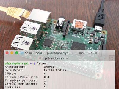 Remote SSH access to Raspberry Pi 2 – Hackster.io