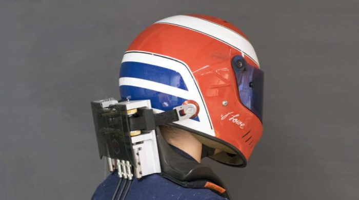 Robot Head Restraint to Save Racers' Necks | Make: DIY Projects and Ideas for Makers