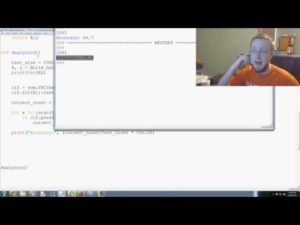 Scikit Learn Machine Learning Tutorial for investing with Python p. 14 – YouTube