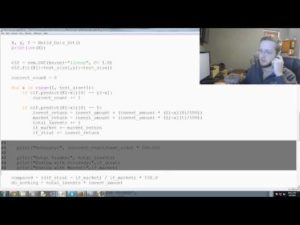 Scikit Learn Machine Learning Tutorial for investing with Python p. 23 – YouTube