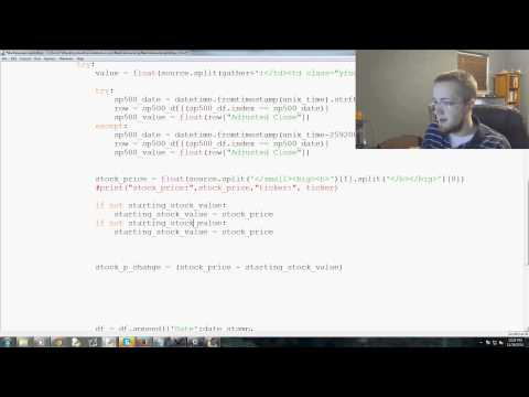 Scikit Learn Machine Learning Tutorial with Python p. 8 – YouTube