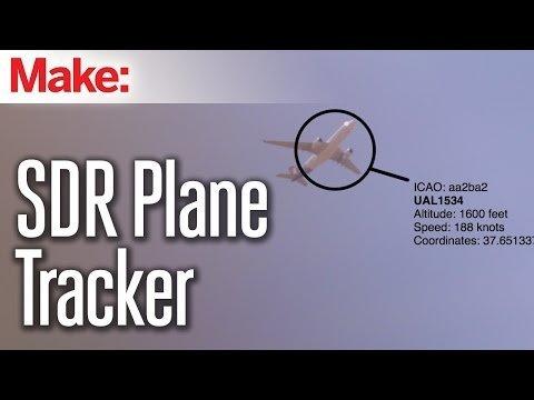 SDR Plane Tracker – YouTube