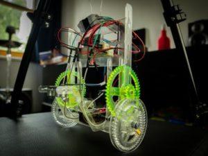 Self balancing robot – Hackster.io
