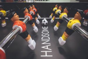 Smart Foosball Is Keeping Score | Handsome
