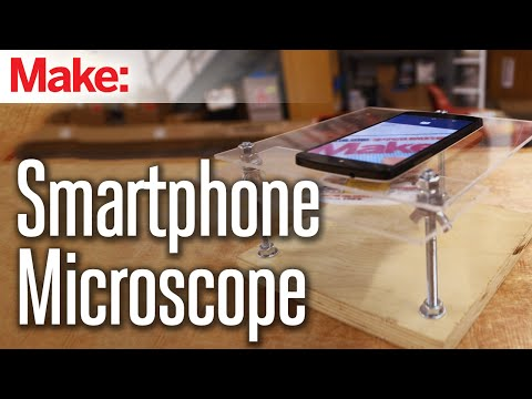 Smartphone Microscope – YouTube