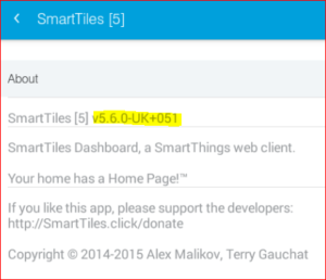 SmartTiles Dashboard v5.6.1: New features (SHM), Bug Fixes, Diagnostics – Dec 11, 2015 &#8 ...