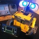 Spark-e – A Spark core + Touch OSC controlled Wall-e toy robot conversion