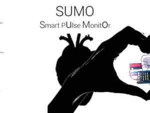 SUMO : Smart Pulse Monitor ( A Low Cost Smart ECG ) using Intel edison  – Hackster.io