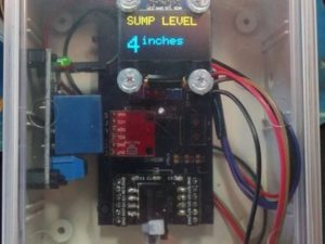 Sump Level Monitor – Hackster.io
